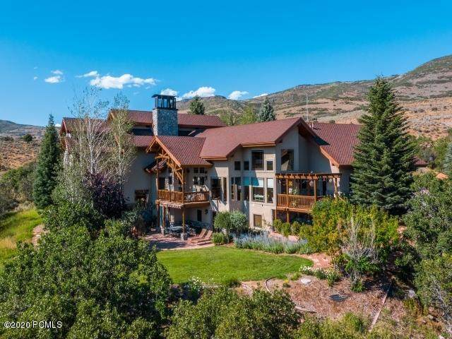 Address Not Published, Heber City, UT 84032 (MLS #12004163) :: Park City Property Group