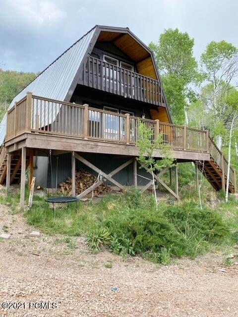 5960 N Weber Canyon, Oakley, UT 84055 (MLS #12102253) :: Summit Sotheby's International Realty