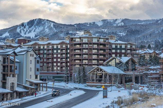 3000 Canyons Resort Drive #4805, Park City, UT 84098 (MLS #12102374) :: High Country Properties