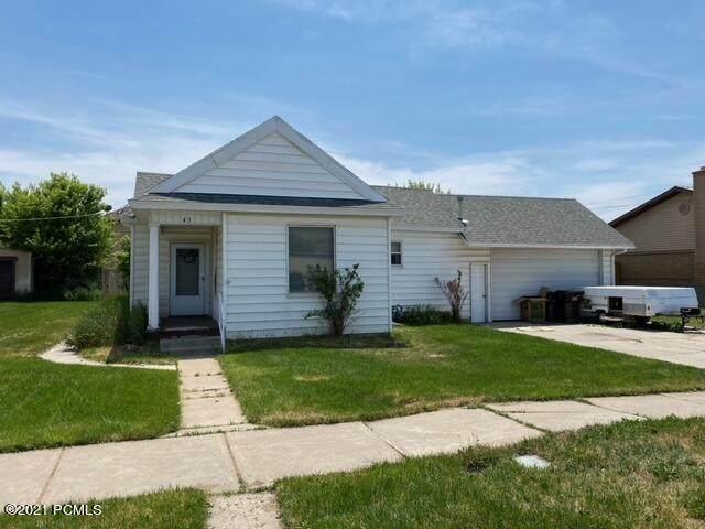 43 W 50 North, Coalville, UT 84017 (MLS #12102444) :: High Country Properties