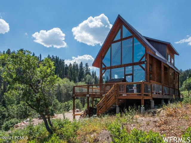 2242 Pine Meadow Drive, Coalville, UT 84017 (MLS #12102747) :: Lawson Real Estate Team - Engel & Völkers
