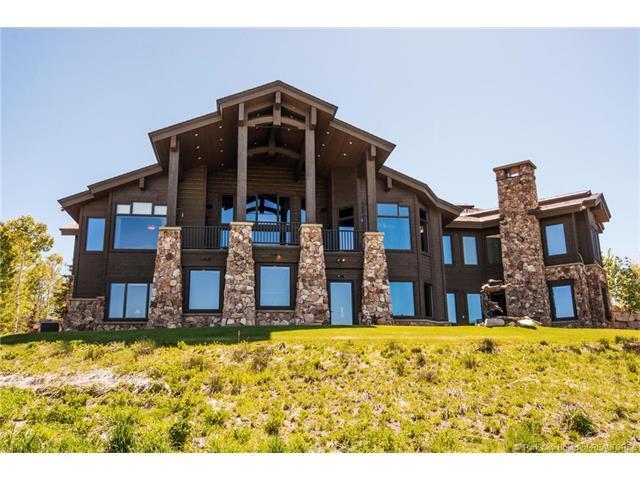 9156 E Forest Creek Rd Lot #24, Woodland, UT 84036 (MLS #11605646) :: The Lange Group