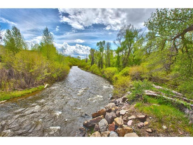 4060 W Browns Canyon Road, Peoa, UT 84017 (MLS #11701319) :: High Country Properties