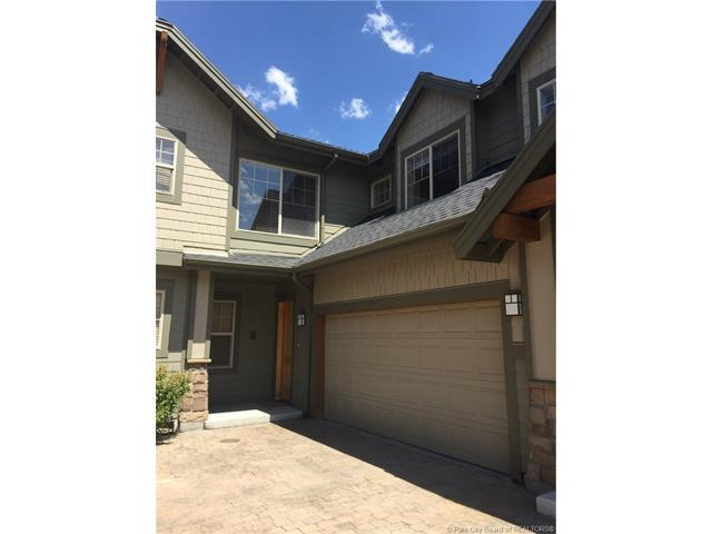 6078 N Fox Point Circle C-2, Park City, UT 84098 (MLS #11701626) :: High Country Properties
