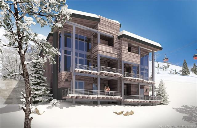 2752 High Mountain Road #401, Park City, UT 84098 (MLS #11702393) :: High Country Properties