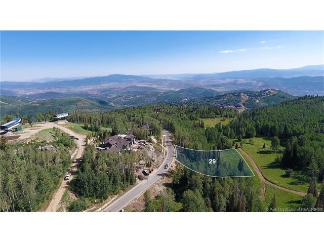 41 Red Cloud Trail, Park City, UT 84060 (MLS #11702654) :: High Country Properties