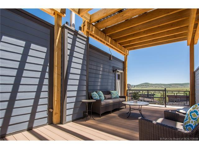 1370 Center Drive #22, Park City, UT 84098 (MLS #11702714) :: High Country Properties