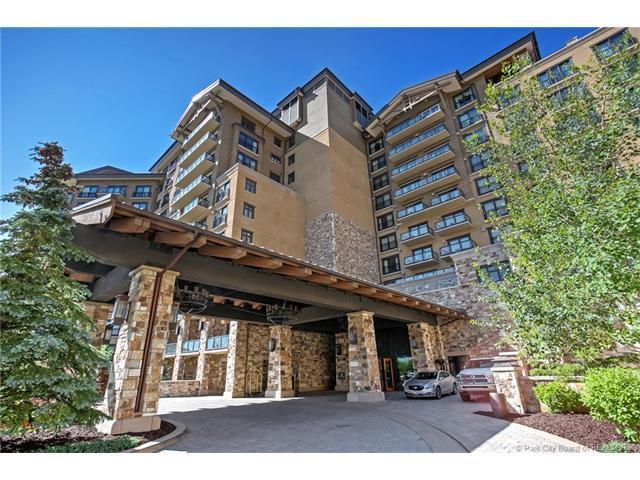2300 Deer Valley Drive #318, Park City, UT 84060 (MLS #11702764) :: High Country Properties