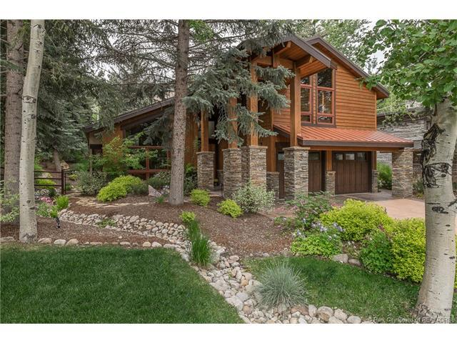 61 Thaynes Canyon Drive, Park City, UT 84060 (MLS #11703053) :: High Country Properties
