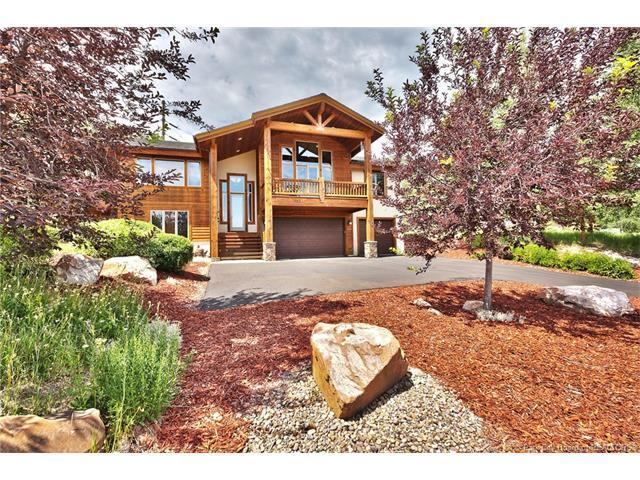 1983 Sun Peak Drive, Park City, UT 84098 (MLS #11703062) :: Lawson Real Estate Team - Engel & Völkers