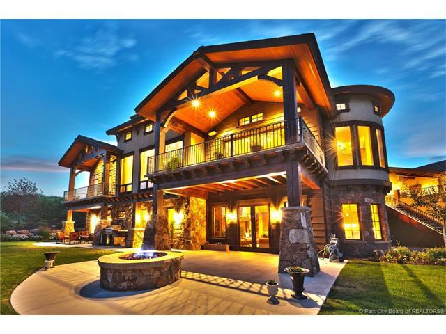 1555 Red Hawk Trail, Park City, UT 84098 (MLS #11703070) :: High Country Properties