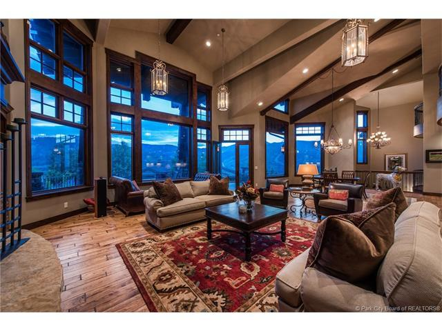 1493 Seasons Drive, Park City, UT 84060 (MLS #11703636) :: High Country Properties