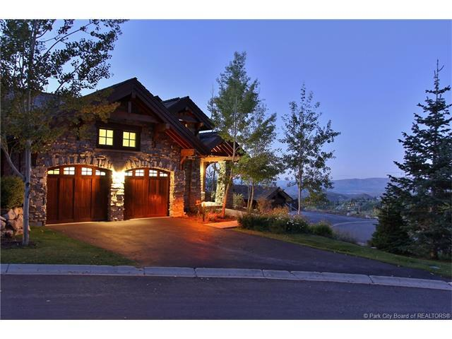 8702 Empire Club, Park City, UT 84060 (MLS #11703645) :: High Country Properties