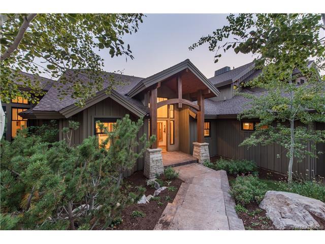 27 Fox Glen Circle, Park City, UT 84060 (MLS #11703669) :: High Country Properties