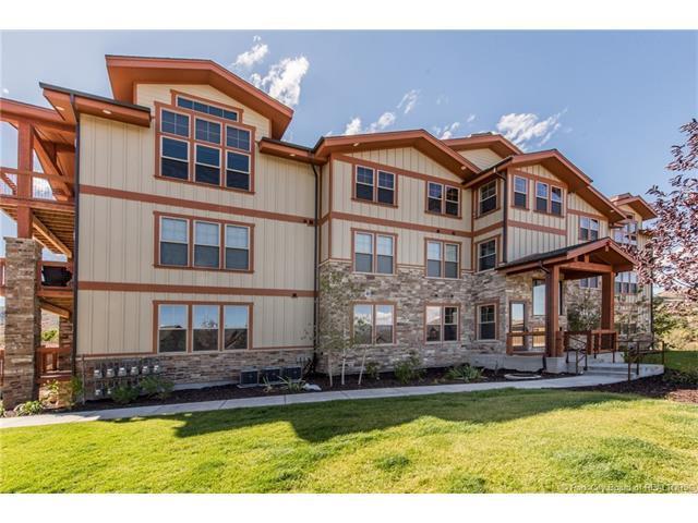 1288 Deer Park Circle #103, Heber City, UT 84032 (MLS #11703683) :: High Country Properties