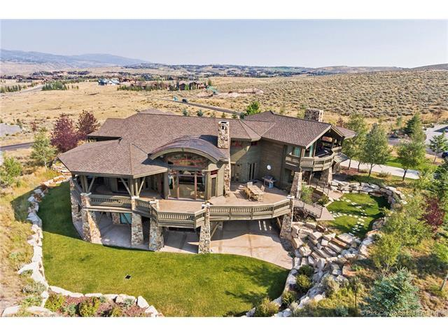 6489 Dakota Trail, Park City, UT 84098 (MLS #11703758) :: High Country Properties