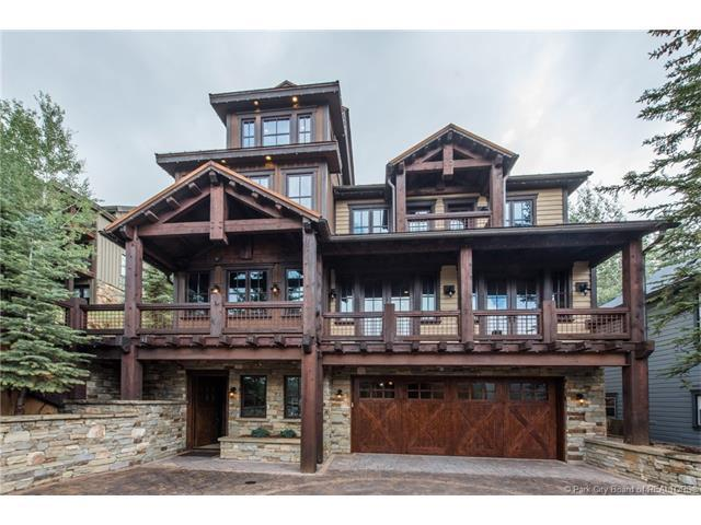 605 Woodside Avenue, Park City, UT 84060 (MLS #11703780) :: High Country Properties