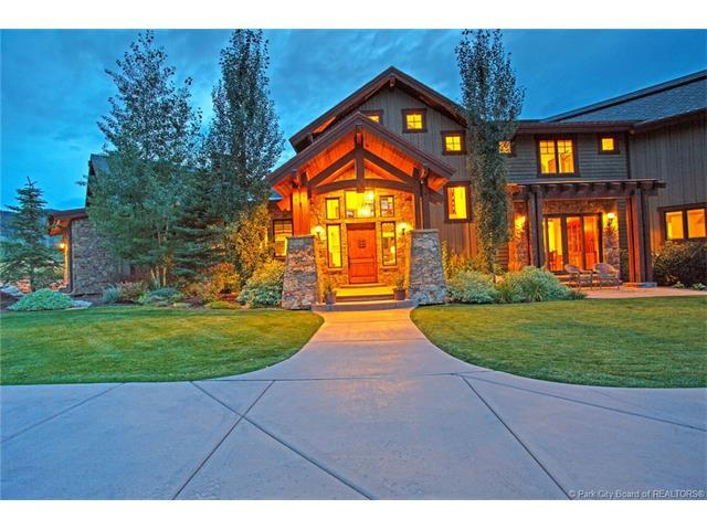 4135 N Two Creeks Lane, Park City, UT 84098 (MLS #11703882) :: High Country Properties
