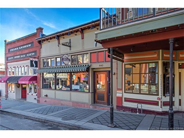 440 Main St, Park City, UT 84060 (MLS #11703912) :: High Country Properties