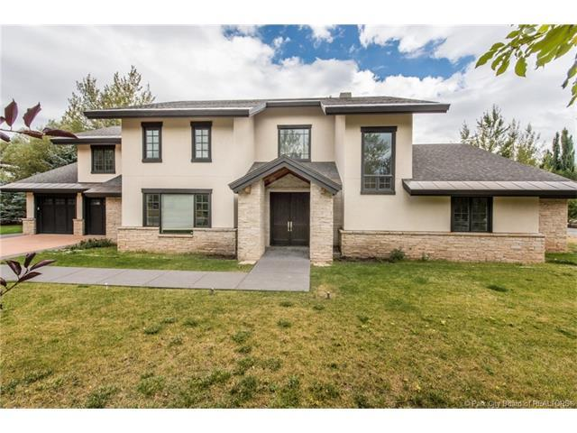 2877 American Saddler Drive, Park City, UT 84060 (MLS #11703921) :: The Lange Group