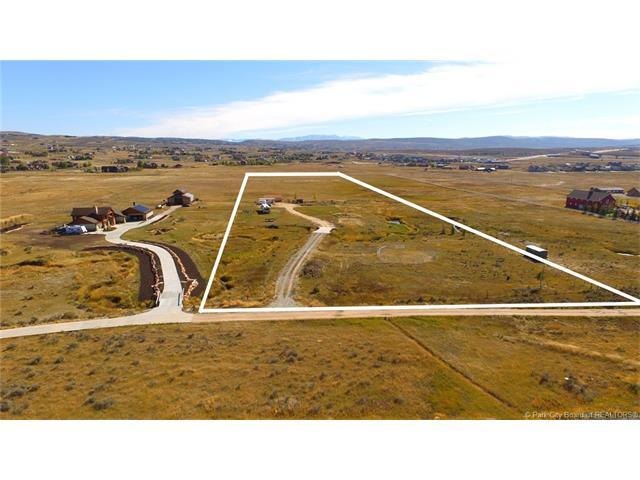 7520 Bitner Ranch Road, Park City, UT 84098 (MLS #11704165) :: High Country Properties