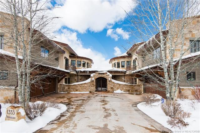 1333 Snow Berry Street, Park City, UT 84098 (MLS #11704166) :: High Country Properties