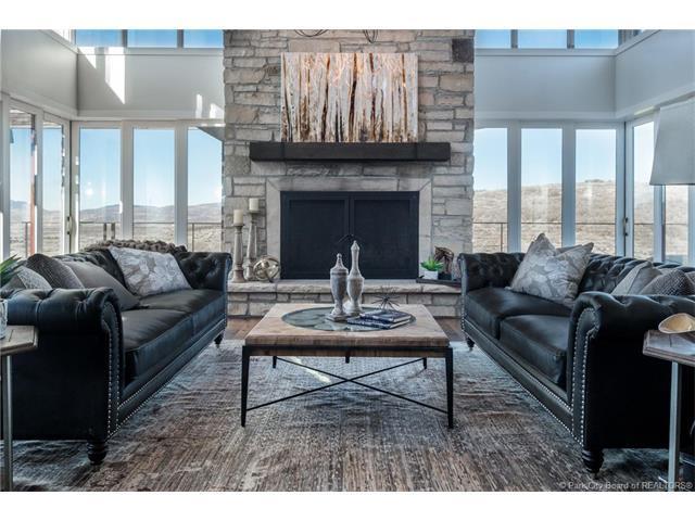 8293 N Ranch Garden Road, Park City, UT 84098 (MLS #11704238) :: High Country Properties