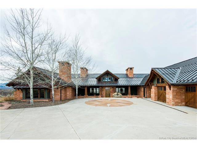 8725 N Promontory Ranch Road, Park City, UT 84098 (MLS #11704264) :: High Country Properties