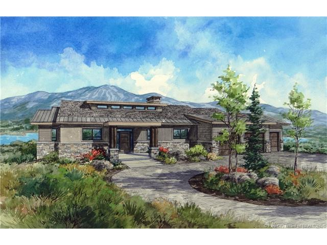 11638 N White Tail Court, Hideout, UT 84036 (MLS #11704381) :: High Country Properties
