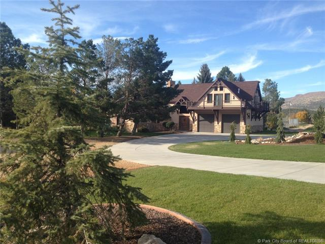 1314 S 2950 East, Heber City, UT 84032 (MLS #11704475) :: The Lange Group