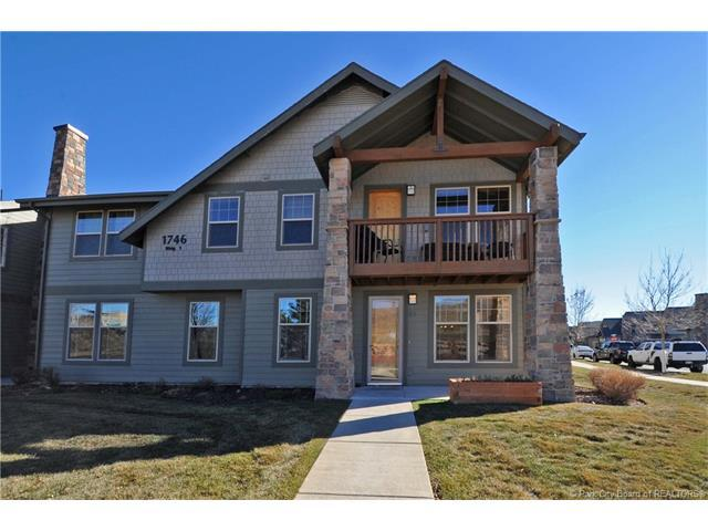 1746 W Redstone Avenue B, Park City, UT 84098 (MLS #11704506) :: High Country Properties