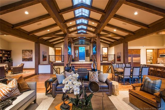 7893 Red Tail Court, Park City, UT 84060 (MLS #11704569) :: The Lange Group