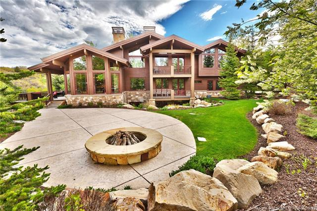 79 Fox Glen Circle, Park City, UT 84060 (MLS #11704647) :: High Country Properties