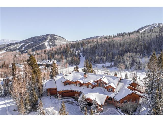 77 White Pine Canyon Road, Park City, UT 84098 (MLS #11704725) :: Lookout Real Estate Group