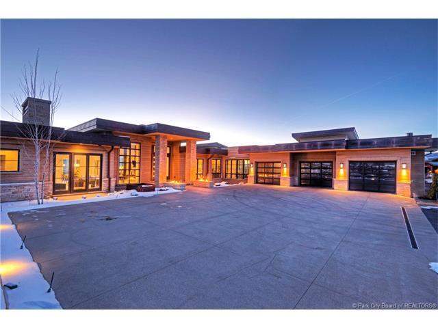 7866 N West Hills Trail, Park City, UT 84098 (MLS #11704786) :: High Country Properties