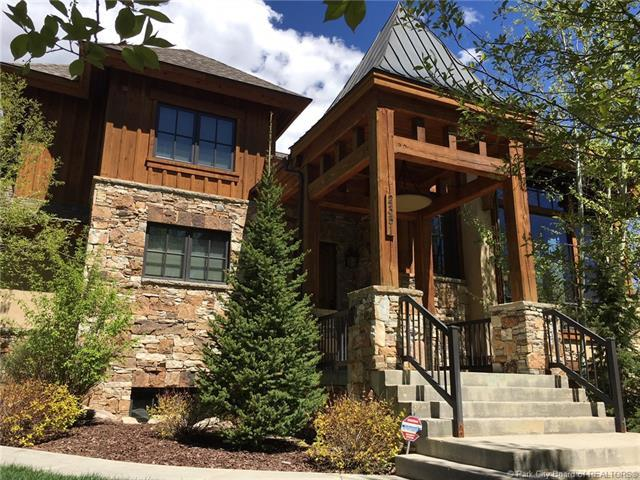 2351 W Red Pine Court, Park City, UT 84098 (MLS #11704818) :: The Lange Group