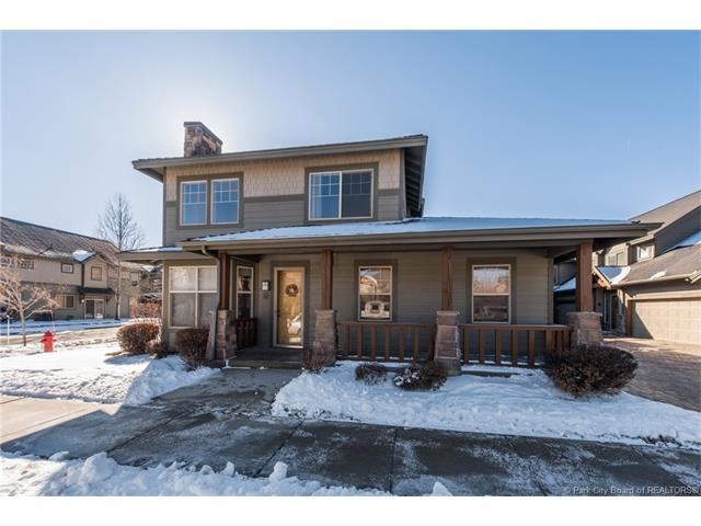 1669 Redstone Avenue A1, Park City, UT 84098 (MLS #11704835) :: High Country Properties