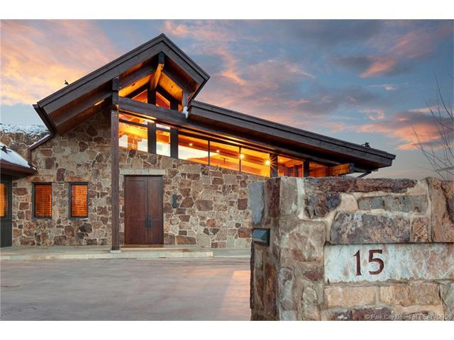 15 Eagle Pointe Court, Park City, UT 84060 (MLS #11704900) :: The Lange Group