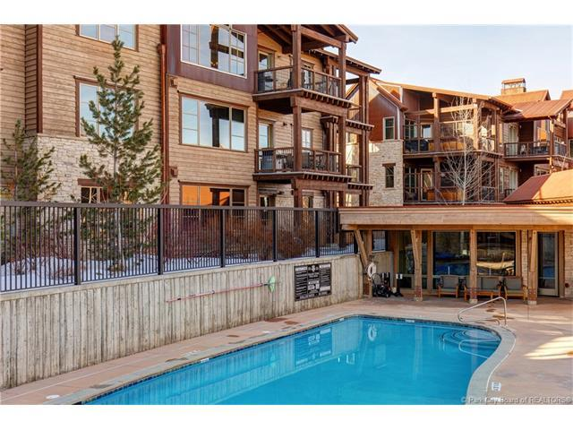 1825 Three Kings Drive #502, Park City, UT 84060 (MLS #11800096) :: High Country Properties