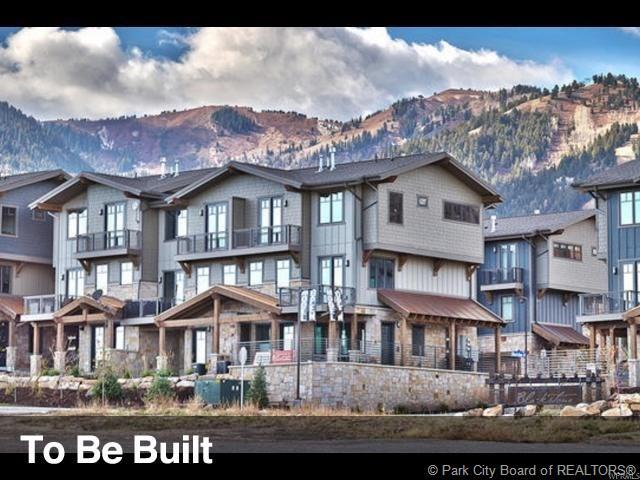 3751 Blackstone Drive 2C, Park City, UT 84098 (MLS #11800147) :: High Country Properties