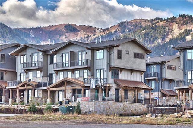 3751 Blackstone Drive 1G, Park City, UT 84098 (MLS #11800152) :: High Country Properties