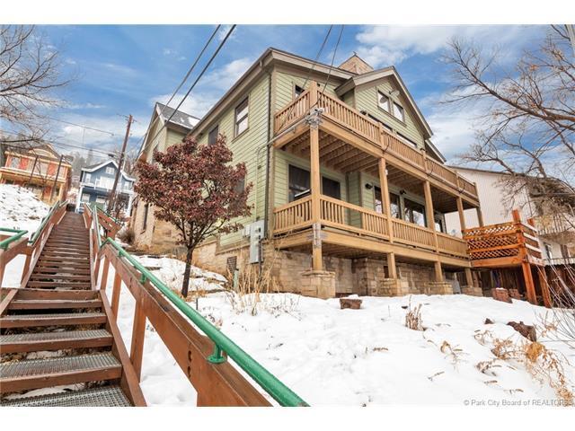502 Woodside A&B, Park City, UT 84060 (MLS #11800164) :: High Country Properties