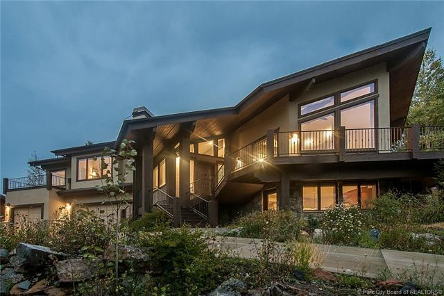 3525 Oakwood Drive, Park City, UT 84060 (MLS #11800220) :: High Country Properties