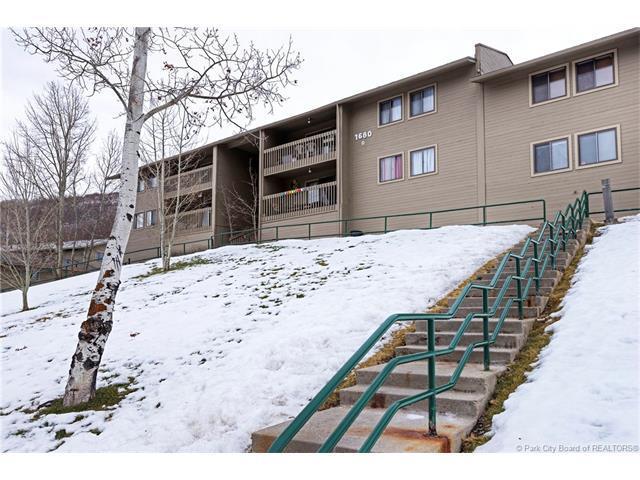 1680 Upper Ironhorse Loop #8, Park City, UT 84060 (MLS #11800226) :: High Country Properties