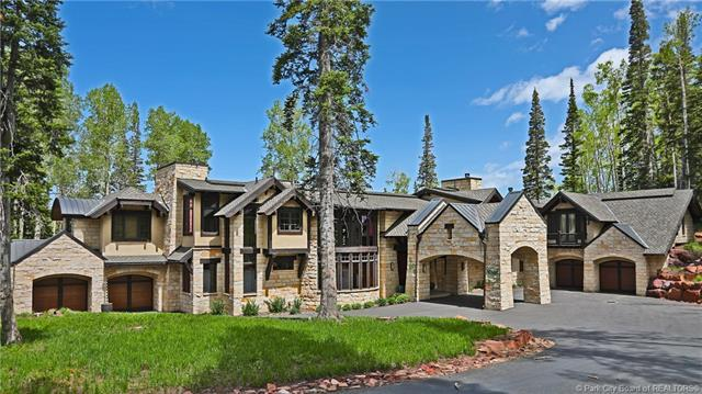 98 White Pine Canyon Road, Park City, UT 84060 (MLS #11800250) :: Lookout Real Estate Group