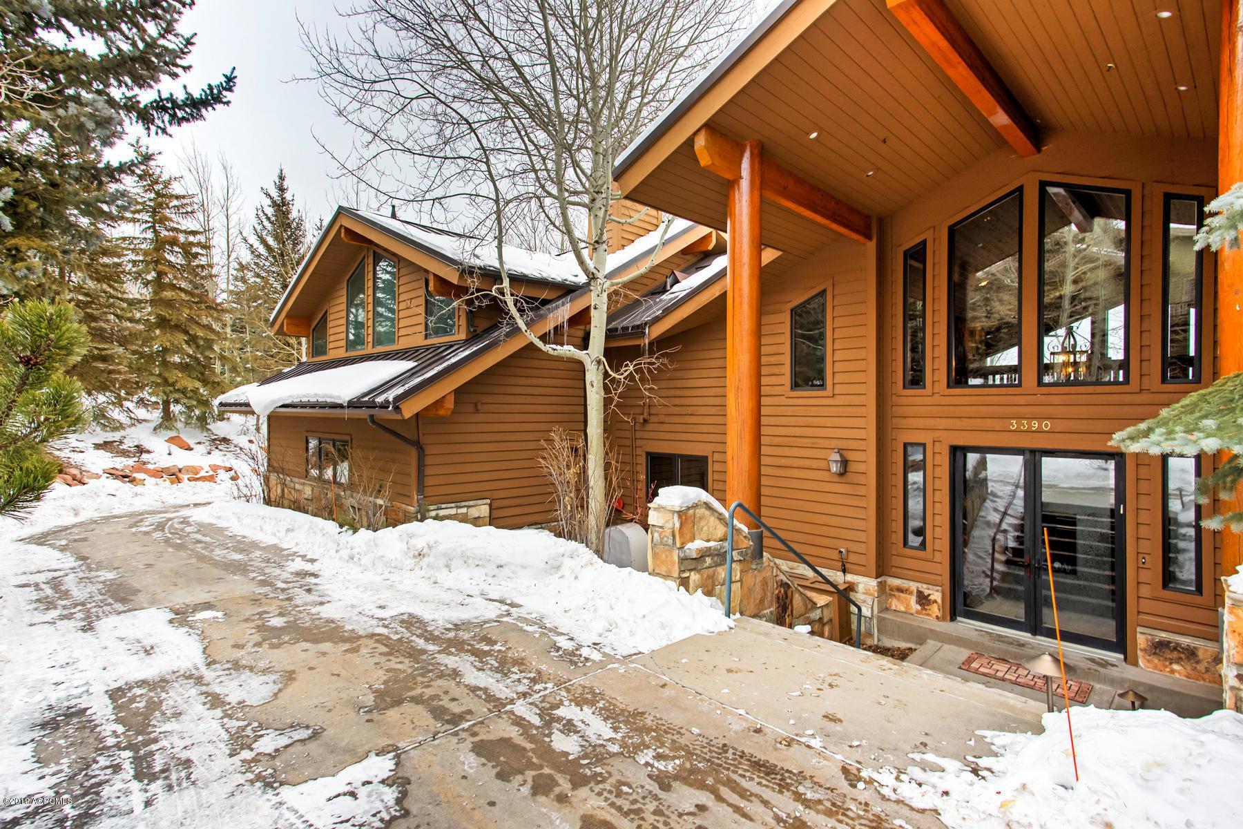 3390 Sun Ridge Drive, Park City, UT 84060 (MLS #11800251) :: Lawson Real Estate Team - Engel & Völkers