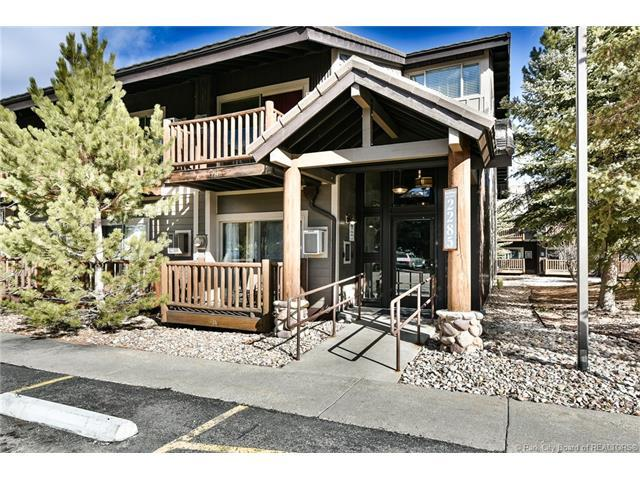 2285 Sidewinder Drive #727, Park City, UT 84060 (MLS #11800278) :: High Country Properties