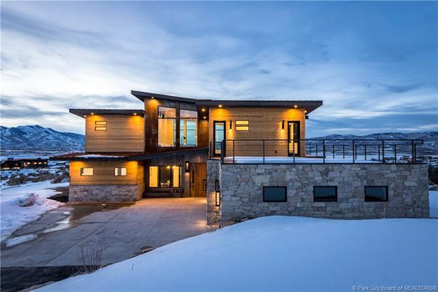 6321 Dakota Trail, Park City, UT 84098 (MLS #11800310) :: High Country Properties