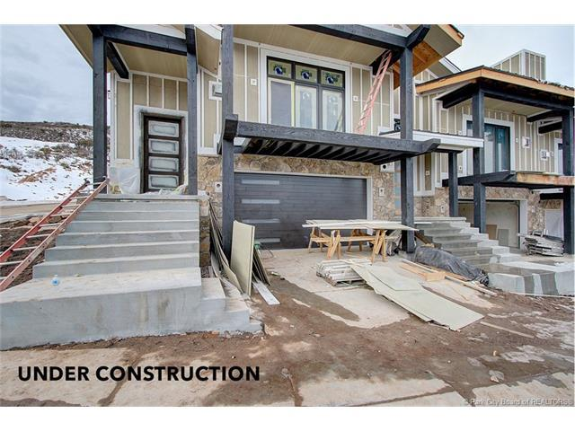 4301 N Holly Frost Court, Park City, UT 84098 (MLS #11800342) :: High Country Properties