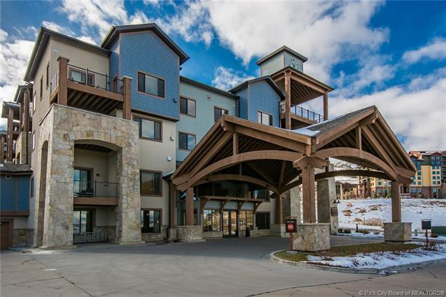 2653 Canyons Resort Drive #425, Park City, UT 84098 (MLS #11801381) :: The Lange Group